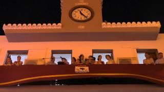 Pregón de las fiestas patronales de Molvízar en Honor a Santa Ana 2015