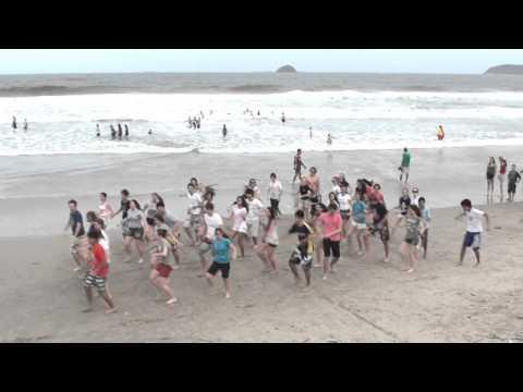 Flash Mob Dinoca Jovem