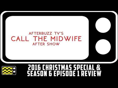 Call The Midwife Season 6 Christmas Special &  Episode 1 Review & After Show | AfterBuzz TV