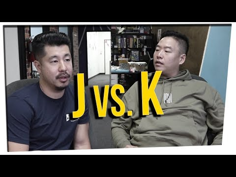 Off The Record: Korean vs Japanese Drama ft. Stephanie Soo & DavidSoComedy