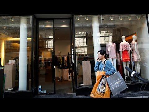 Άνοδος 0,7% του λιανεμπορίου το Φεβρουάριο στην Ευρωζώνη – economy