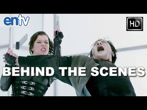 Resident Evil: Retribution (Featurette 'Fights & Stunts')