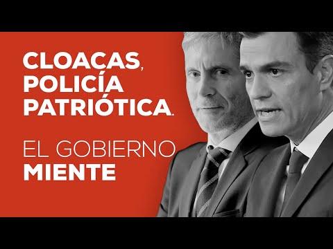 Los españoles no merecen un Gobierno que les mienta.