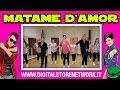 "Joey&Rina "" MATAME D'AMOR - MANITOSA 2 "" | Impara i Passi | Balli di Gruppo 2014 Line Dance"