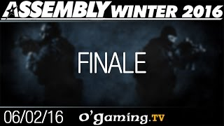 Grande finale - Assembly Winter 2016 - Playoffs