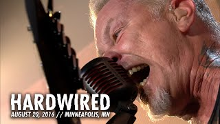 Metallica: Hardwired (Minneapolis, MN - August 20, 2016)