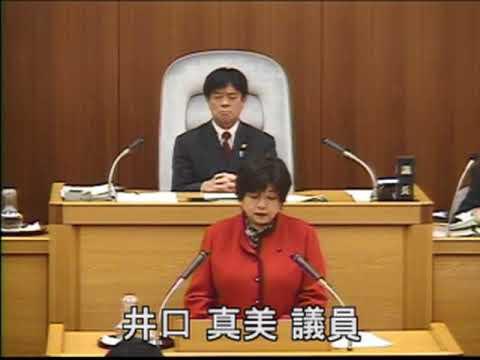 2017年第4回市議会での代表討論(動画)