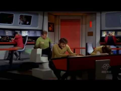 Kirk - star trek. Thanks to AriesHeadFilms. They did a fine job, very creative. Check out their channel.