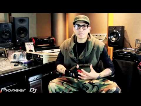 Pioneer DJ interviews Taboo from the Black Eyed Peas