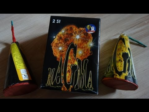 Lesli Magma Vulkan - FULL HD (видео)