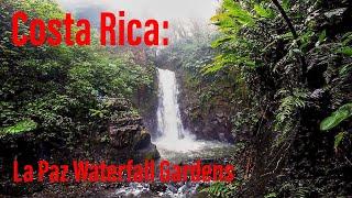 Alajuela Costa Rica  City new picture : La Paz Waterfall Gardens in Costa Rica (Alajuela)
