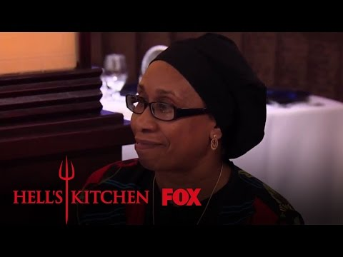 Fox Broadcasting Company - Ja'Nel's mother is reminded that her daughter has never had a problem expressing herself. Subscribe now for more Hell's Kitchen Clips: http://fox.tv/Subscrib...