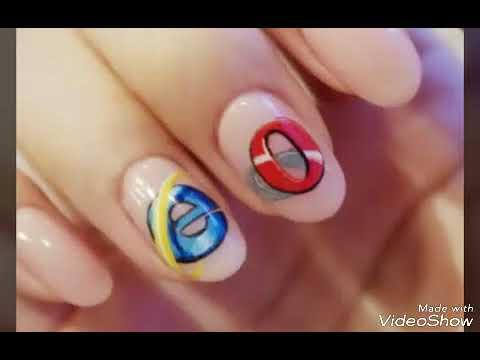 Recopilación de videos de uñas nails art