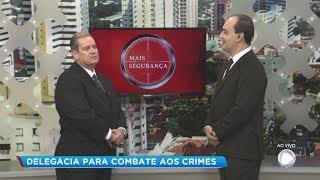Jaú ganha delegacia especializada no combate aos crimes de corrupção