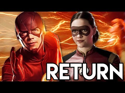 The Flash 4x15 Jesse Quick Returns CONFIRMED Teaser