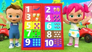 Video Numbers Board Game Toy 3D - Learning Colors & Numbers for Children Kids Babies Toys Educational MP3, 3GP, MP4, WEBM, AVI, FLV Maret 2019