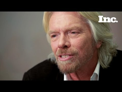 Watch 'Richard Branson Explains How To Create an Extraordinary Business'