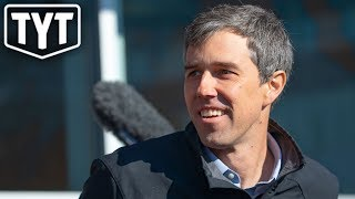 The Establishment's 2020 Pick? Beto O'Rourke Campaign Raises Big Money