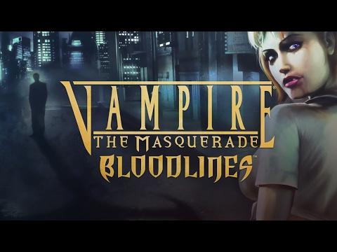 Vampire: The Masquerade – Bloodlines. Прямой эфир
