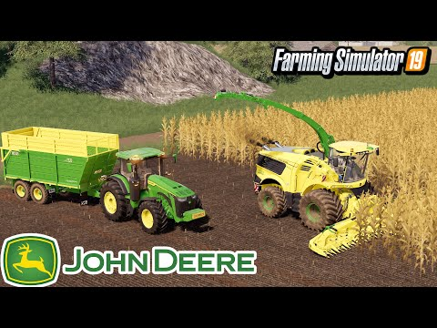 John Deere 7R,8R,8RT,8RX 2020 EU Version v1.0.0.2