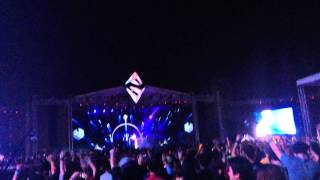 Afrojack LIVE At Future Now Music Festival Vietnam (08/06/2014)