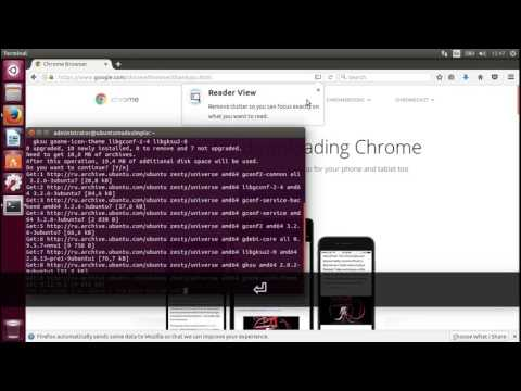 In today's tutorial I show how to install Google Chrome on Ubuntu 17.04. Enjoy! If you prefer tutorials with background music, then please look at this video on my ...
