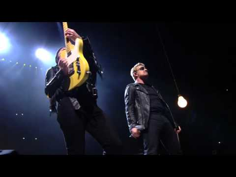 U2 - Vertigo - Paris 12/6/15 - Pro Shot HD