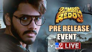 Zombie Reddy Movie Pre Release Event LIVE    Varun Tej    Teja Sajja