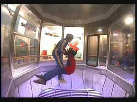AirKix Windtunnel - Bloopers - 15/09/2008