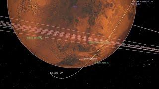 Sonda Exomars a caminho de Marte