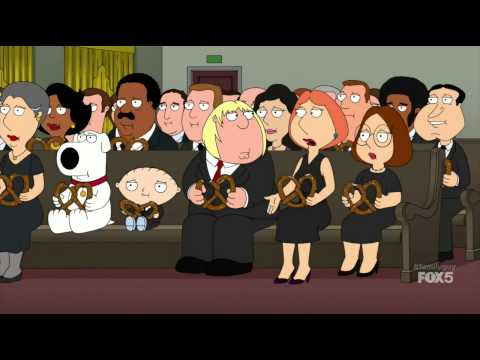 Peter Griffin funeral