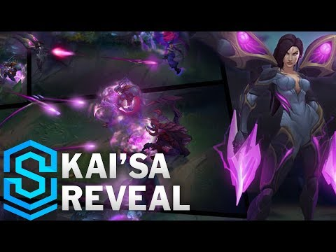 Kai'Sa Reveal - Daughter of the Void | New Champion - Thời lượng: 1:47.