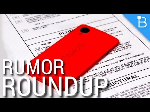 nexus - Rumor Roundup: Nexus 6 Release and Google Play Redesign http://www.godaddy.com (Promo Code: 199TECHNO) Jon R is back to tackle the biggest tech rumors of this week! On this week's episode...