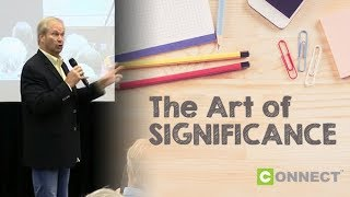 Week 7 – The Art of Significance