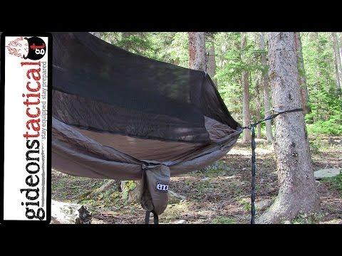 ENO Junglenest Hammock: Goodbye Tents