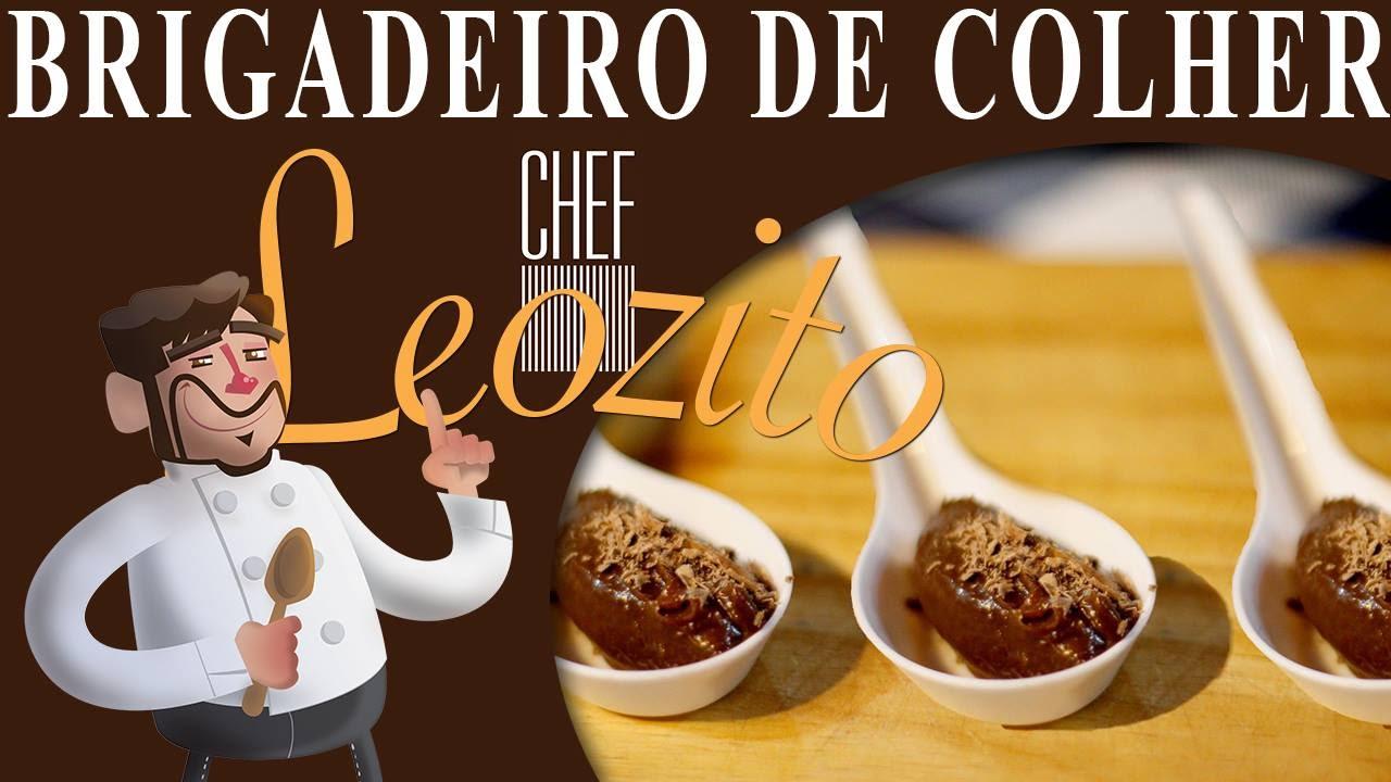 Brigadeiro de Colher – Chef Leozito e Cia #14