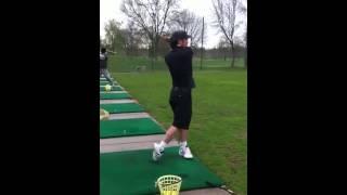 Hmong Arnold Palmer golfer