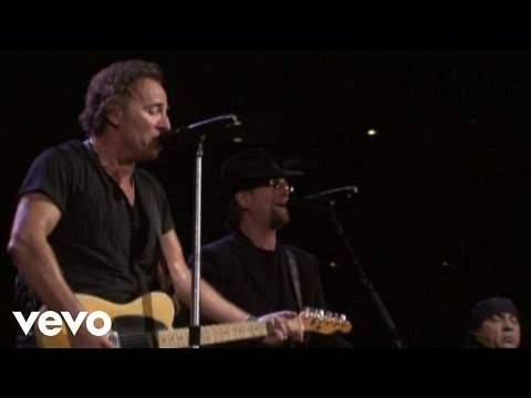 Bruce Springsteen & The E Street Band - Turn! Turn! Turn!