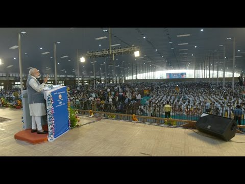 PM's speech at the inauguration of Patanjali Research Institute in Haridwar