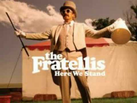 The Fratellis - Tell me a lie lyrics