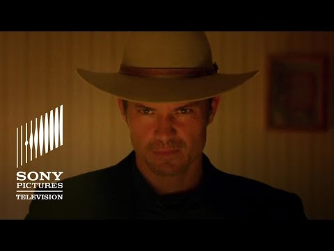 Justified Final Season Promo - Three On A Match