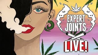 Expert Joints LIVE on Pot TV - Paint By Numbers by Pot TV