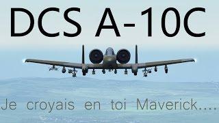 DCS A10C - L'attaque de Maykop avec