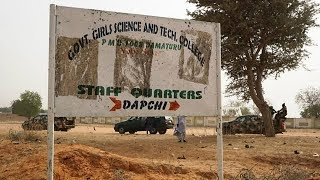 Freed Dapchi girl recounts how 5 died in Boko Haram captivity (with video)
