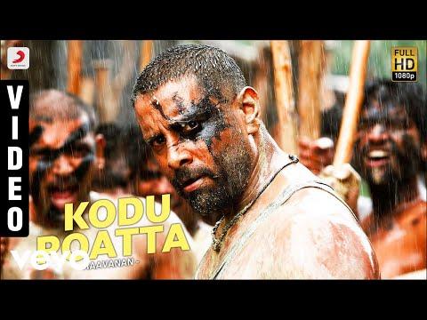 Raavanan - Kodu Poatta Video | A.R. Rahman | Vikram, Aishwarya Rai