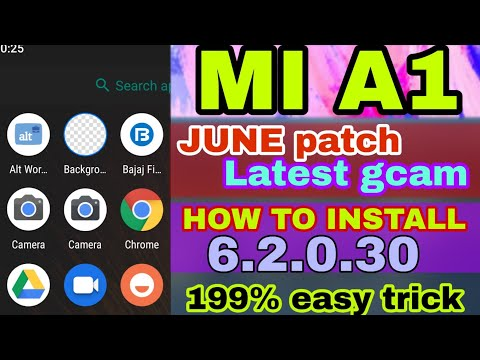 Download Mi A1 Easiest Way To Install Google Camera No Root Requi