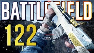 Battlefield 1: 122-10 Ownage! (PS4 PRO Multiplayer Gameplay)