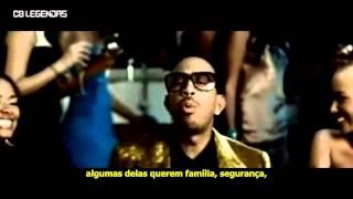 Ludacris ft. Chris Brown & Sean Garrett - What Them Girls Like (Legendado/Tradução)