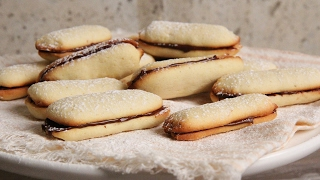 Homemade Milano Cookies | Episode 1138 by Laura in the Kitchen