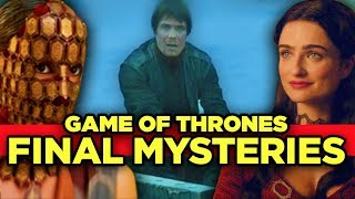 Game of Thrones Biggest Unresolved Mysteries! What questions still need to be answered in Game of Thrones season 7 and season 8? Erik Voss explains the mysteries that still remain in the series and what ways the show could answer them. What do the White Walkers want? Is Tyrion a Targaryen? What exactly are Bran's powers? Who is Azor Ahai & The Prince That Was Promised? Will Arya ever reunite with her direwolf, Nymeria?CONNECT WITH US!Facebook: http://facebook.com/newmediarockstarsTwitter: http://twitter.com/newrockstarsCONNECT WITH ERIK:http://www.twitter.com/eavossSGet Quidd here:  http://bit.ly/2spWO7E My username is NewRockstars. Add me!Rick and Morty Jokes & References from the first two seasons and the Rick and Morty Season 3 first episode. Erik Voss explains the more subtle Rick and Morty jokes that you might have missed the first time watching, like references to Gravity Falls and cameos by Mr. Meeseeks. What are the dirtiest Rick and Morty jokes? Who actually tracked in the parasite in Total Rickall? How did the series foreshadow the chair, phone, and pizza universe in Close Rick-Counters of the Rick Kind? Rick and Morty Funniest Jokes!CONNECT WITH US!Facebook: http://facebook.com/newmediarockstarsTwitter: http://twitter.com/newrockstarsCONNECT WITH ERIK:http://www.twitter.com/eavossSPECIAL THANKS TO OUR PATREON SUPPORTERS (http://www.patreon.com/newrockstars), including these beautiful people:Kelly HopperKenny SmithMatthew SalvasPony StarkJ. Drew KimBM HavocRise BellandiEric OliverLucious BarnesChris ColeExecutive Creative Director: Filup Molina http://www.twitter.com/fimoExecutive Producer: Jeben BergPost Production Supervisor: Ericson Just http://www.twitter.com/justericson